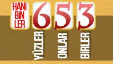 MSB: 653 terörist öldürüldü