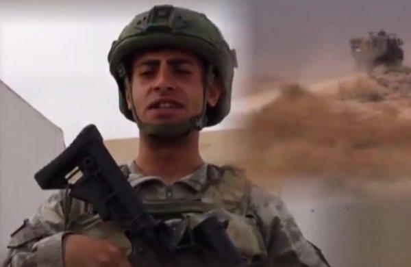 MSB'den kahraman komando videosu