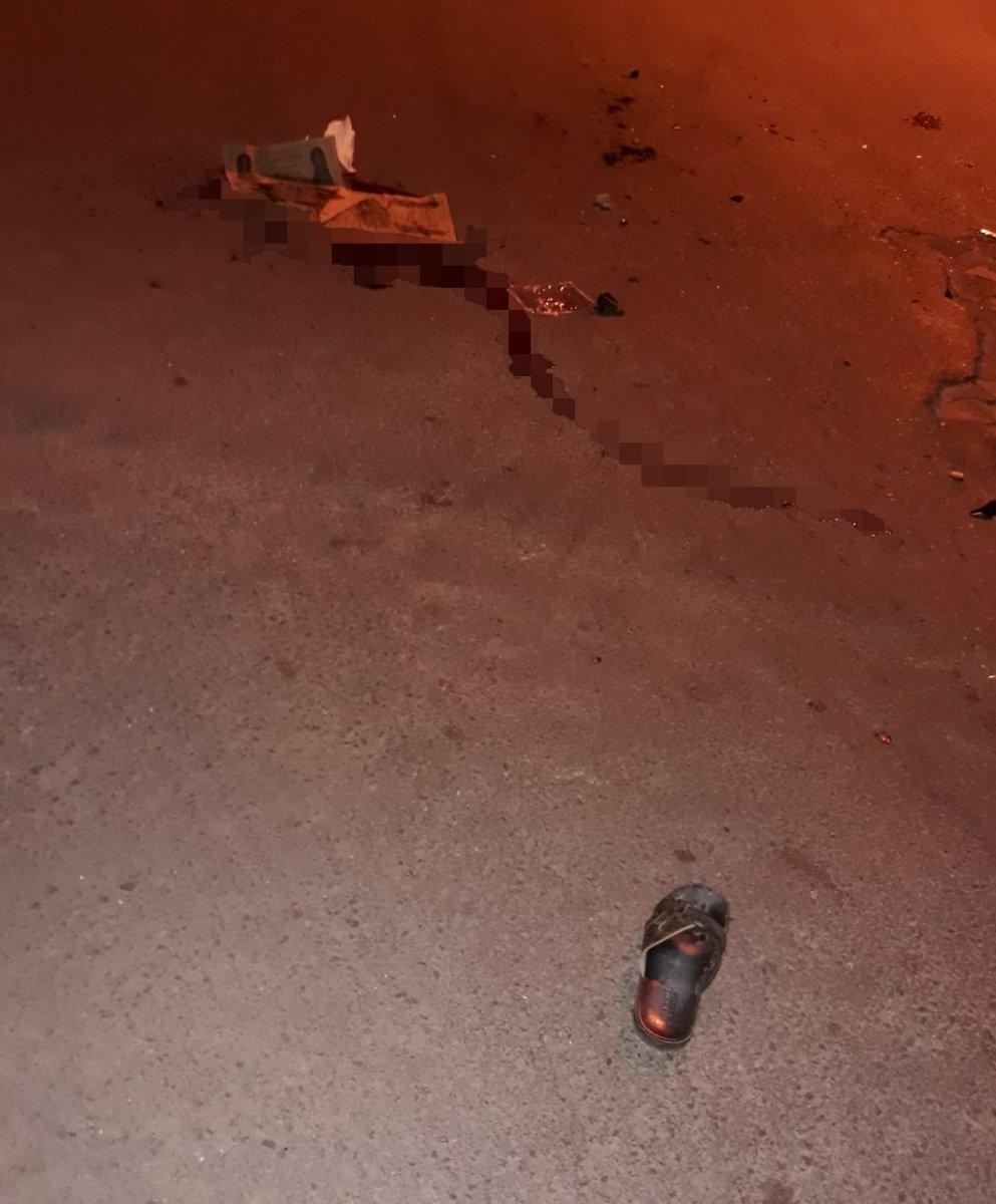 Osmaniye'de motosiklet kazasında 1 kişi hayatını kaybetti