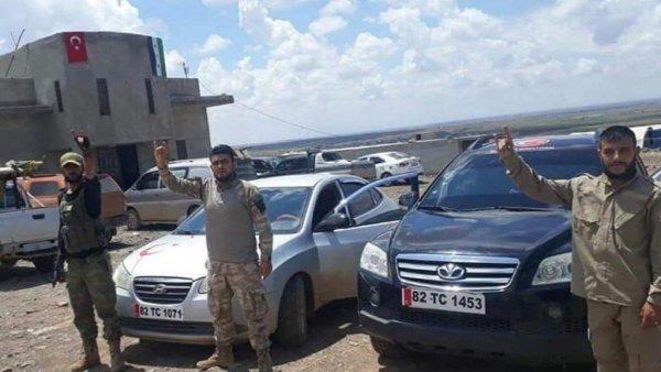 ÖSO'nun araçları da Barış Pınarı Harekatı için hazır