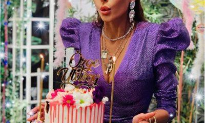 Özge Ulusoy yeni yaşını kutladı