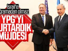 Pompeo, Türkiye'den sonra İsrail'e gitti