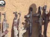 Resulayn'da YPG'ye ait mühimmat ele geçirildi