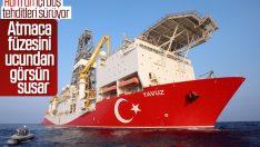 Rum yönetimi Türk gemilerinden rahatsız