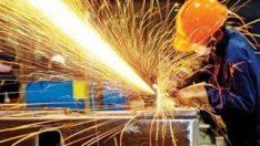 Sanayi üretiminde yüzde 2,8 düşüş yaşandı