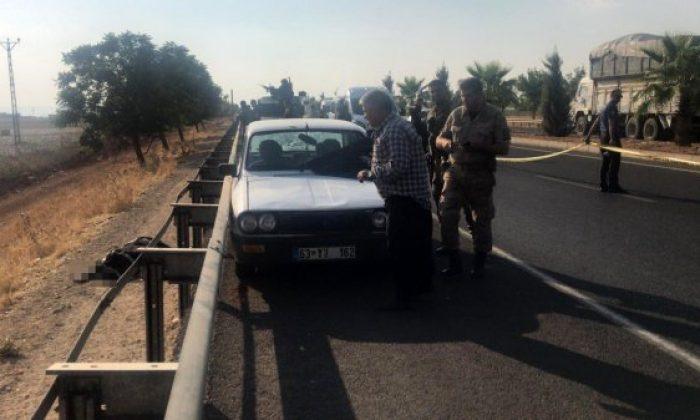 Şanlıurfa'da otomobile saldırıda 3 kişi hayatını kaybetti