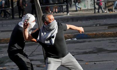 Şili'de protestolar sürüyor