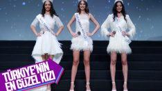 Simay Rasimoğlu, Miss Turkey 2019 güzeli seçildi
