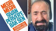Şivan Perwer, Suriye'ye girmeyin diye ağlıyor
