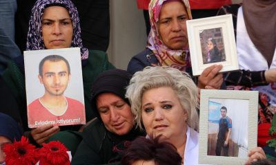 Srebrenitsa anneleri Diyarbakır annelerini ziyaret etti