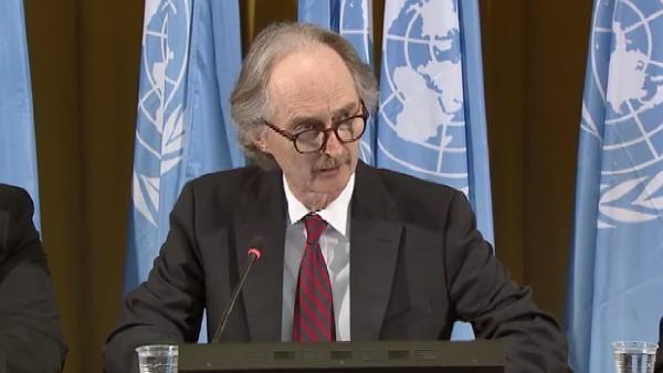 Suriye Anayasa Komitesi ilk kez toplandı -3