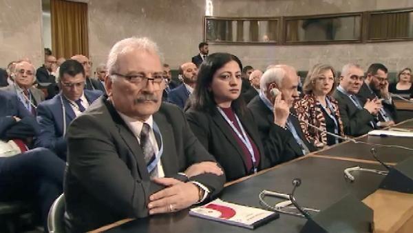 Suriye Anayasa Komitesi ilk kez toplandı -4
