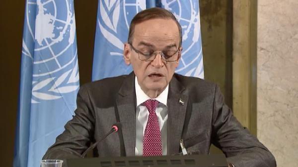 Suriye Anayasa Komitesi ilk kez toplandı -6