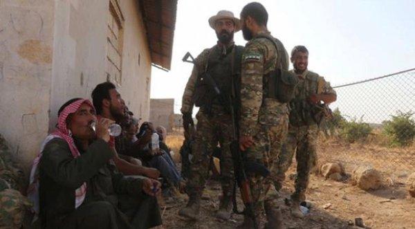 Suriye Milli Ordusu komutanından sivilere güven mesajı