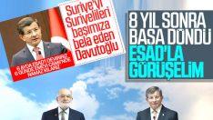 Suriye'deki süreç Ahmet Davutoğlu'na soruldu