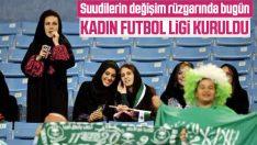 Suudi Arabistan'da ilk kadın futbol ligi