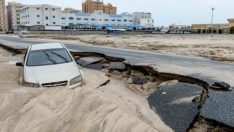 Suudi Arabistan'da yağış sonrası 7 kişi hayatını kaybetti