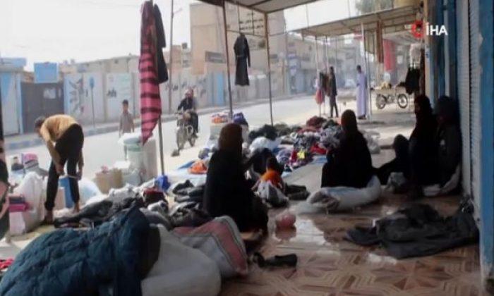 Tel Abyad'da hayat normale dönüyor