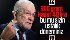 Temel Karamollaoğlu kaşar fiyatına isyan etti
