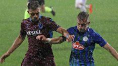 Trabzonspor ve Başakşehir kazandı!
