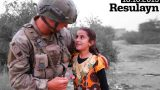 Türk askeri ve Suriyeli çocukların yakınlığı
