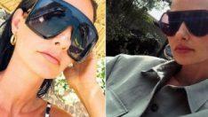 Yasemin Özilhan'ın güneş gözlükleri