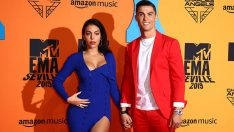 2019 MTV Avrupa Müzik Ödülleri'ne Cristiano Ronaldo damgası!