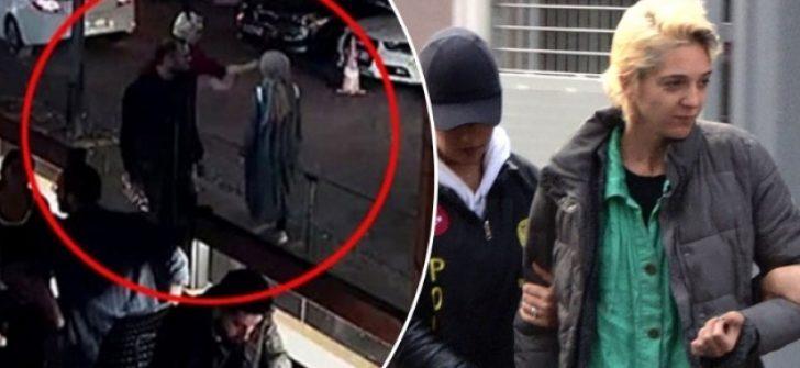 Beşiktaş'ta başörtülü öğretmene saldırmıştı! İfadesi ortaya çıktı