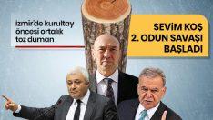 Kurultay arifesinde İzmir'de 3'lü çatlak