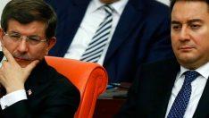Ahmet Davutoğlu ve Ali Babacan'ın alacağı oy oranı belli oldu