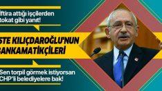 İşten çıkardığı işçilere iftira atan Kılıçdaroğlu'nun bankamatikçileri