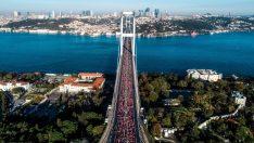 İstanbul Maratonu' 41'inci kez başladı