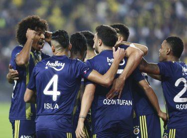 Kadıköy'de 5 Gol