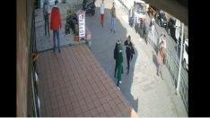 Başörtülülere saldıran aşağılık kadın gözaltına alındı