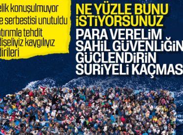 AB, Türkiye'de sahil güvenlik önlemlerini artırmak istiyor