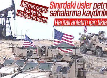 ABD askeri Suriye'de farklı bir şekilde konuşlanacak