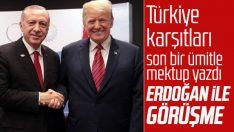 ABD Temsilciler Meclisi'nden Trump'a: Erdoğan'la konuşma
