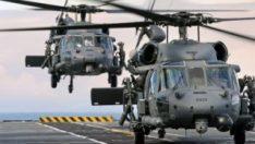 Afganistan'da ABD askeri helikopteri düştü: 2 ölü
