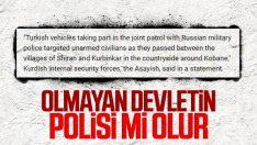 AFP, YPG'ye resmiyet kazandırma derdinde