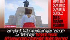 Ak Parti Muğla teşkilatının 10 Kasım filmi tartışmalara neden oldu