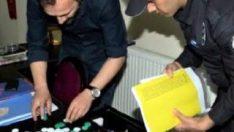 Ankara'da kumar baskını