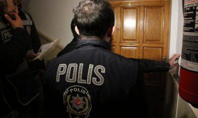 Ankara'da 'prizma' operasyonu: 28 gözaltı