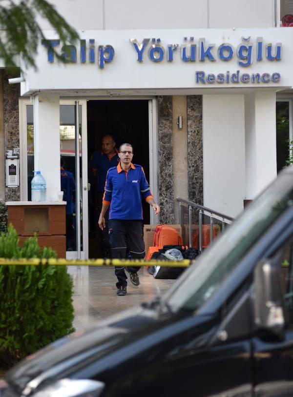 Antalya'da 4 kişilik aile ölü bulundu; siyanür bulgusuna rastlandı (3)- Yeniden -3