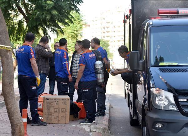 Antalya'da 4 kişilik aile ölü bulundu; siyanür bulgusuna rastlandı (3)- Yeniden -1