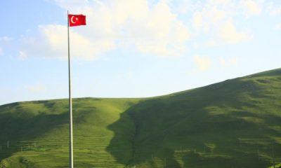 Ardahan'da Atatürk silüeti koruma altında