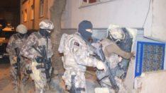 Başakşehir'de uyuşturusu operasyonu: 25 gözaltı
