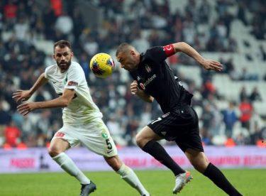 Beşiktaş yine 2. yarıda kazandı!