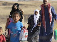 BM heyetiyle Suriyelilerin gönüllü geri dönüşü görüşüldü