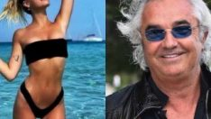 Briatore'nin 20'lik sevgilisi: Onun zekasını sevdim