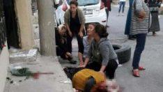 Çocuklar yokuştan aşağı lastik yuvarladı: 1 ölü, 1 yaralı